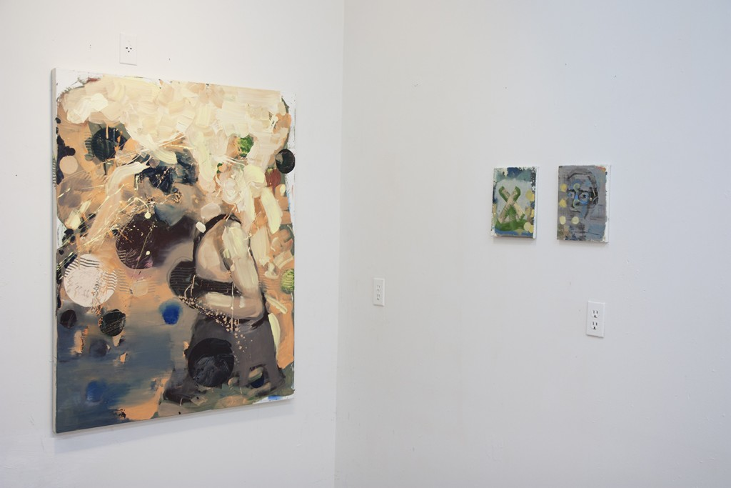 Feeling Good About Thing and Solaris, bartosz beda paintings, paintings