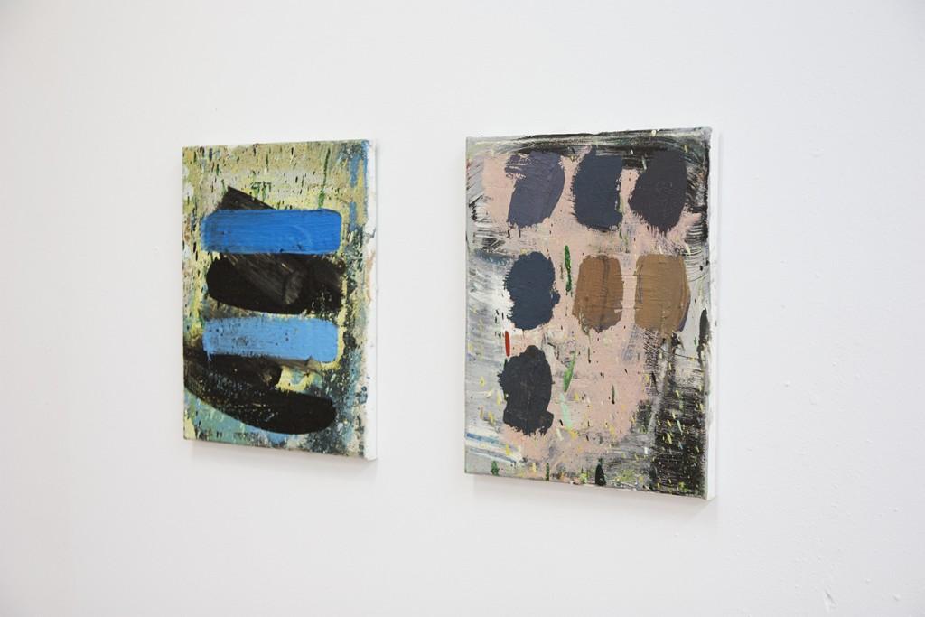 colour tester, bartosz beda paintings
