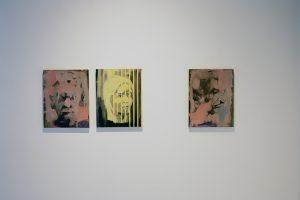 solo exhibition, bartosz beda, paintings 2016, artist