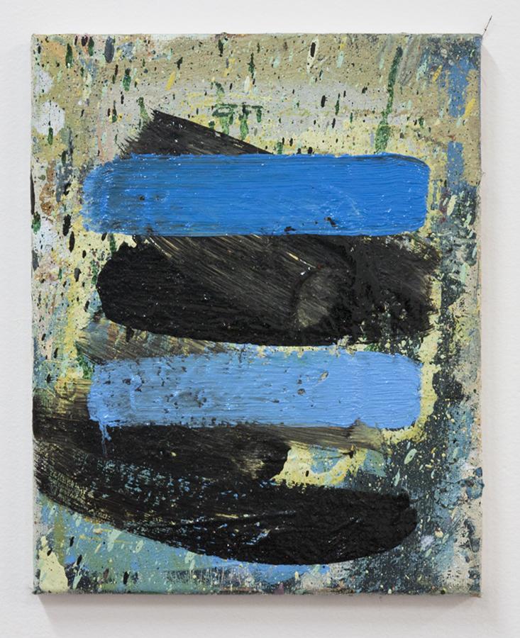 Colour Tester I, bartosz beda paintings 2014