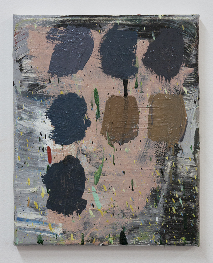Colour Tester V, bartosz beda paintings 2014