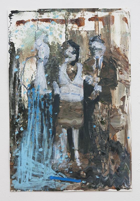 family portraits, paintings, bartosz beda paintings, art, artwork, bartosz beda