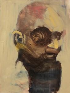 Art by Bartosz Beda, Gandhi