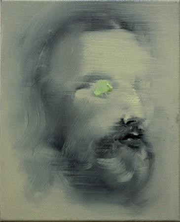 Bartosz Beda, Hypostasis I, contemporary painting