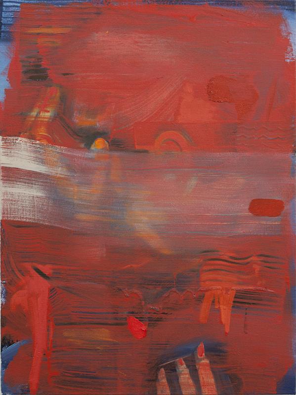 blast of absolute, bartosz beda paintings 2014
