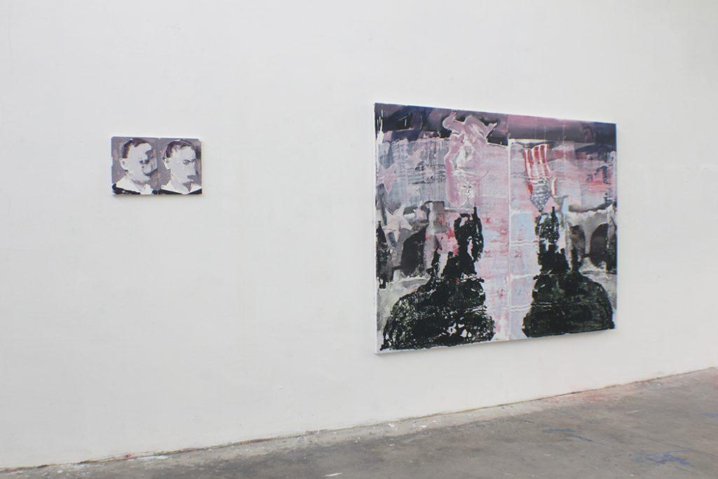 bartosz beda, paintings 2016, artist, paintings