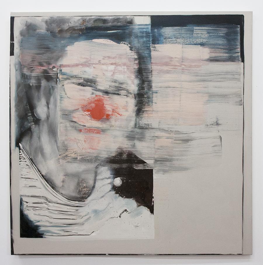 News Invigilation, bartosz beda paintings 2014