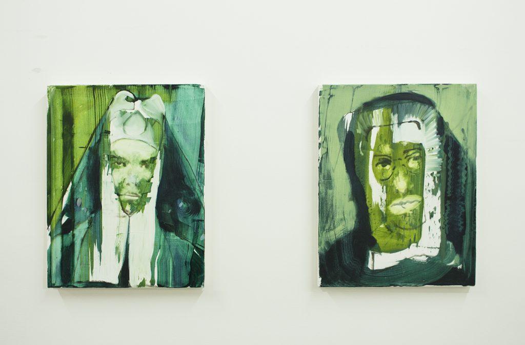 bartosz beda, paintings, artist, art