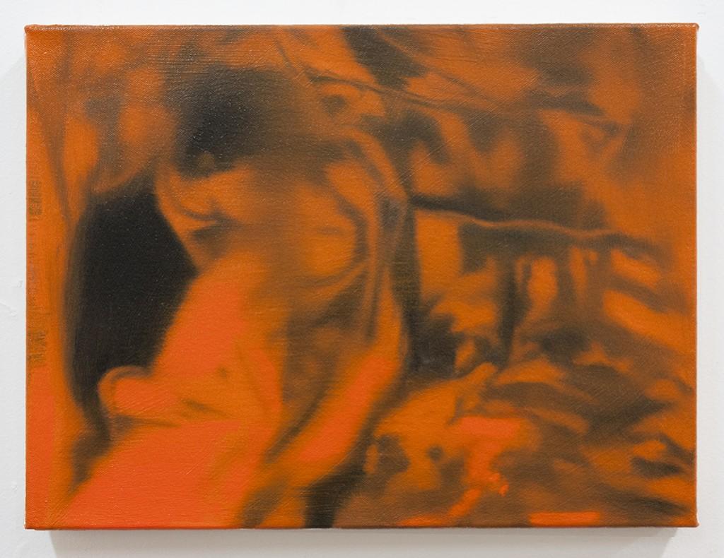 Seduction II, bartosz beda paintings 2014