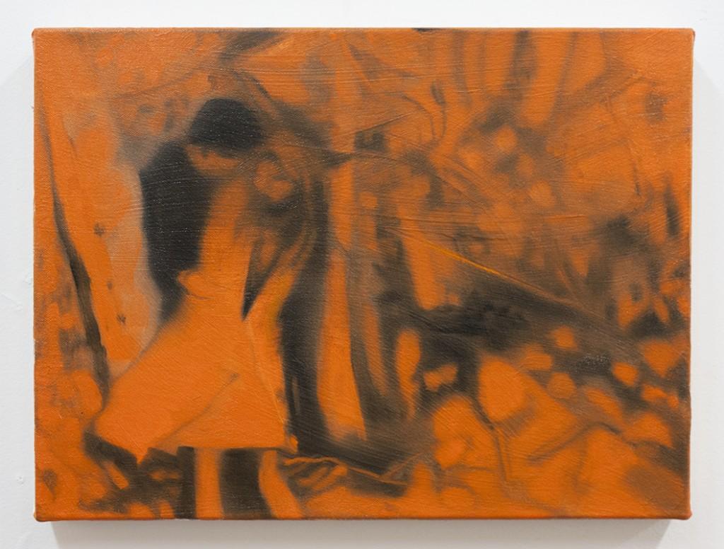 Seduction, bartosz beda paintings 2014