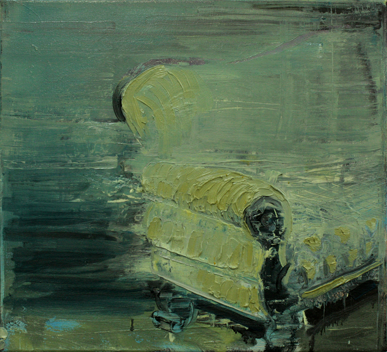 \Sofa, bartosz beda paintings 2012