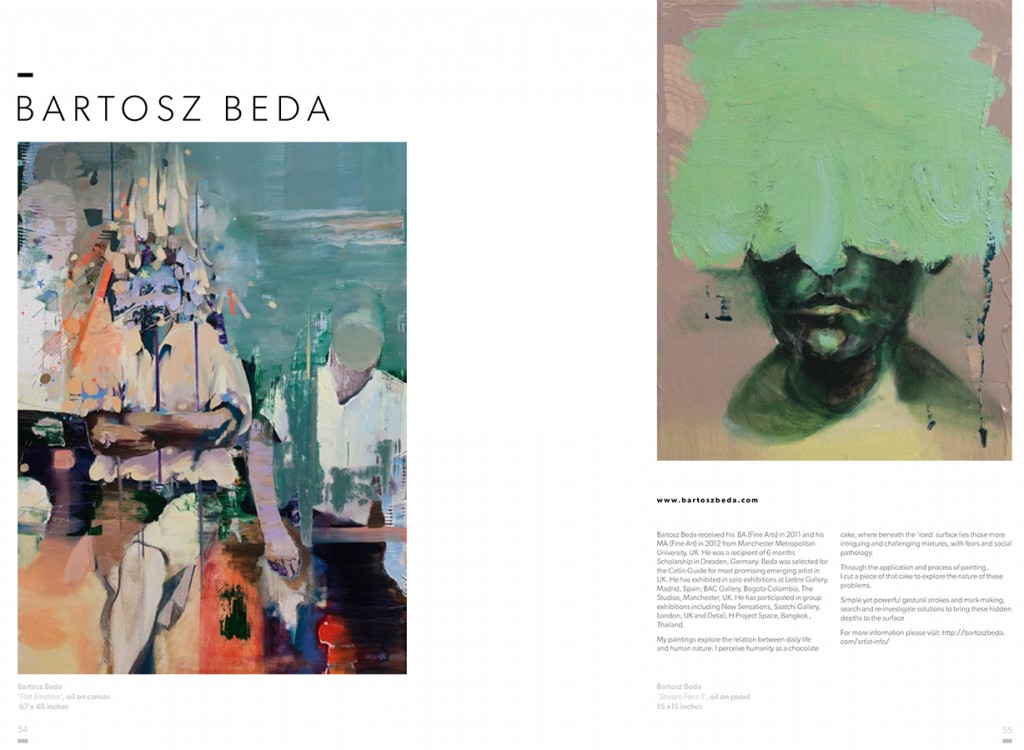 Fresh Paint Magazine, Bartosz Beda