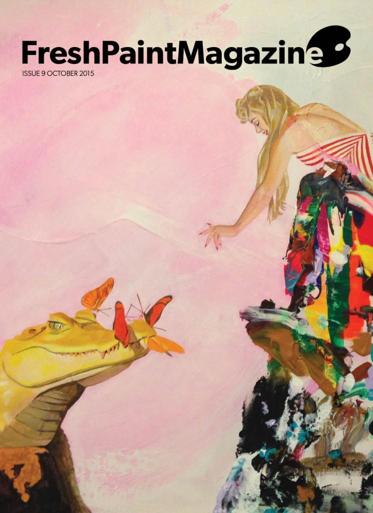 Fresh Paint Magazine, bartosz beda