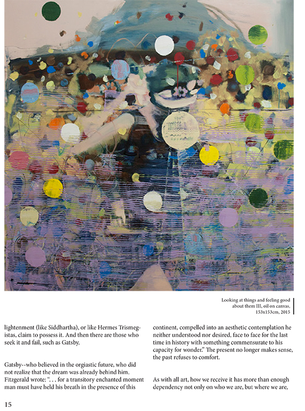 Expose Art Magazine - December 2015