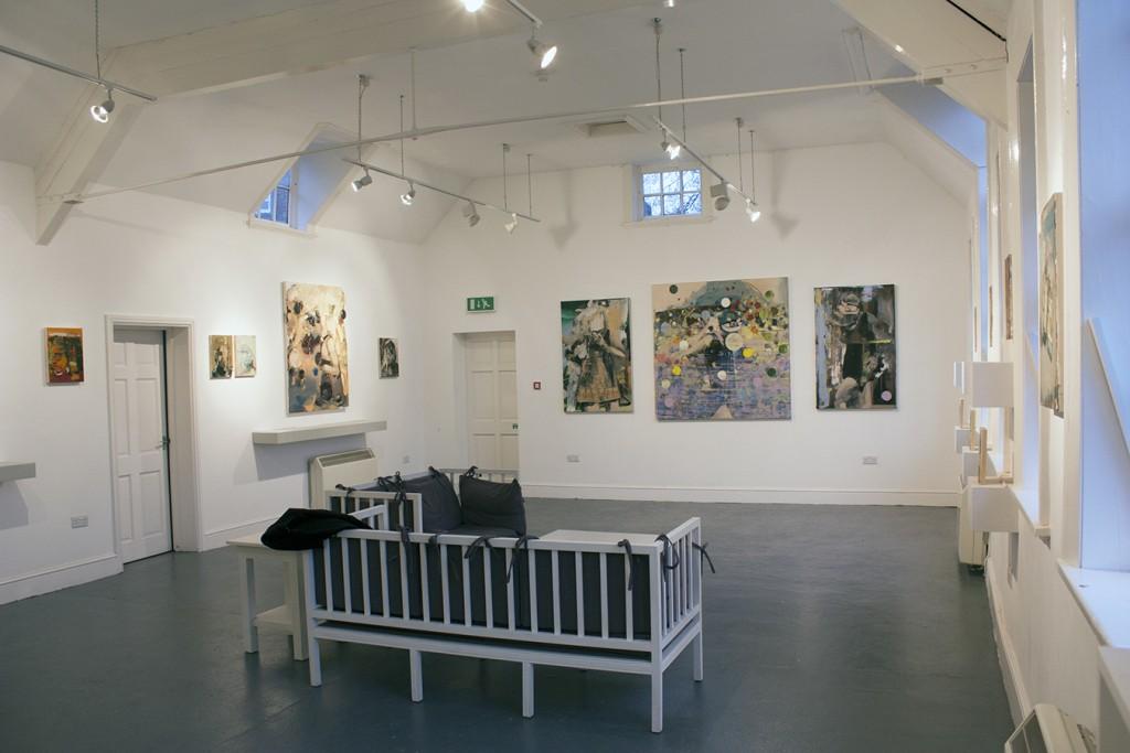 paintings, Bartosz Beda, solo exhibition, bartosz beda artist, feeling good about things