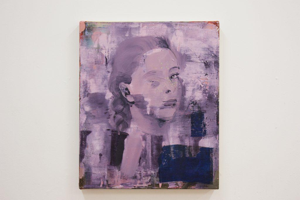 emerging, bartosz beda, paintings 2016