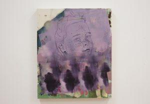 emerging II, bartosz beda, paintings 2016