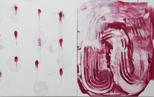 Neither Sisters, Neither Twins, bartosz beda, paintings 2016