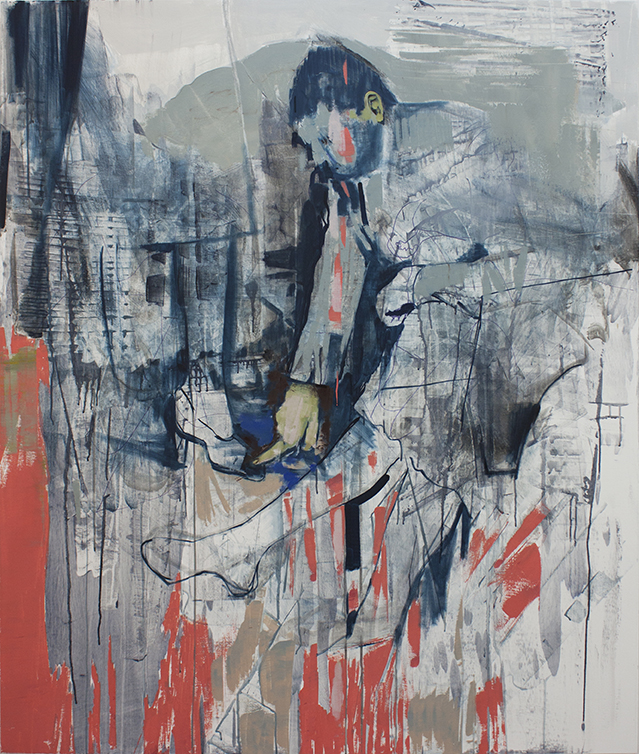 Choice Compilation II, bartosz beda, paintings 2016