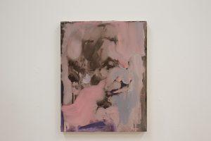 untitled II, bartosz beda, paintings 2016