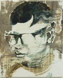 Bad Boys Have a Nice Haircut III, 2017, bartosz beda, paintings, artist