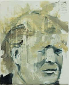 Bad Boys Have a Nice Haircut VI, 2017, bartosz beda, paintings, artist