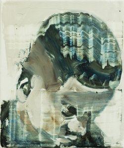 Bad Boys Have a Nice Haircut, 2017, bartosz beda, paintings, artist