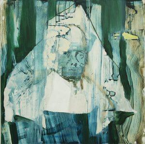 Nuns (Congenial Talk) I, 2017, bartosz beda, paintings, artist