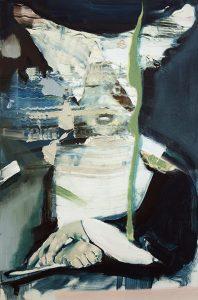 Nuns (Congenial Talk) II, 2017, bartosz beda, paintings, artist
