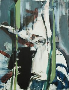 Nuns (Congenial Talk) IV, 2017, bartosz beda, paintings, artist