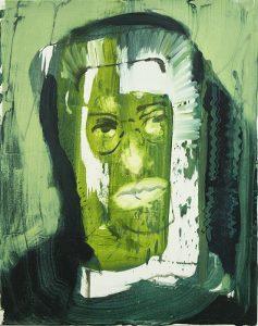Nuns (Coordinated) II, 2017, bartosz beda, paintings, artist